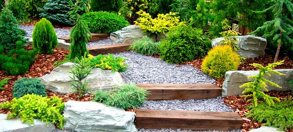 Jardines ibiza particulares for Imagenes de jardines con estanques